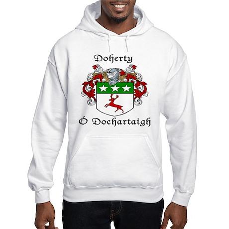 Doherty Irish/English Hooded Sweatshirt