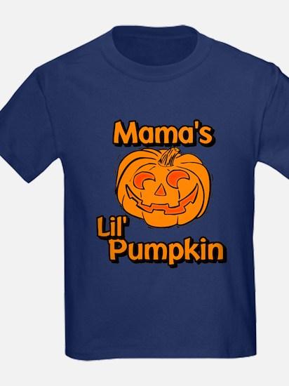 Mama's Lil' Pumpkin T