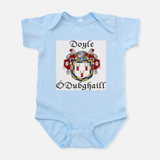 Doyle In Irish & English Infant Bodysuit