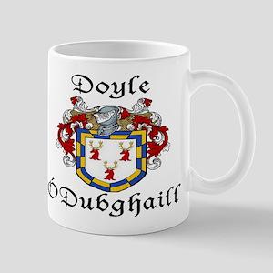 Doyle In Irish & English Mug