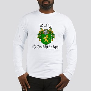 Duffy in Irish & English Long Sleeve T-Shirt