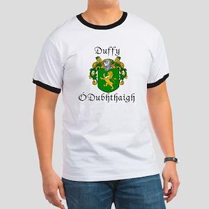 Duffy in Irish & English Ringer T