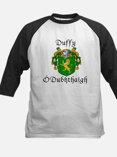 Duffy in Irish & English Kids Baseball Jersey