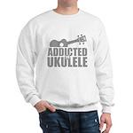 Addicted to Ukulele Sweatshirt