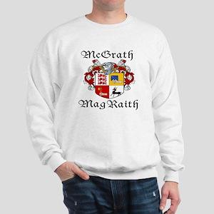 McGrath In Irish & English Sweatshirt