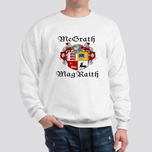 McGrath In Irish & English Sweatshirt