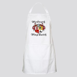 McGrath In Irish & English Apron