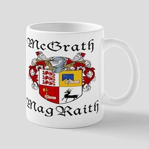 McGrath In Irish & English Mug