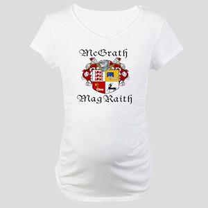 McGrath In Irish & English Maternity T-Shirt