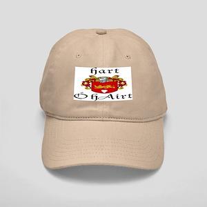 Hart In Irish & English Baseball Cap