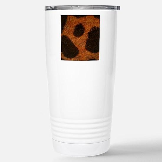 Wild Stainless Steel Travel Mug