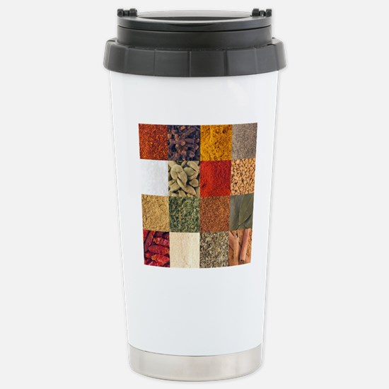 Spices Stainless Steel Travel Mug