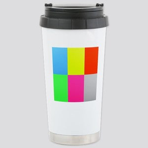Paper sheets Stainless Steel Travel Mug