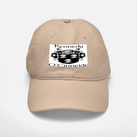Kennedy in Irish & English Baseball Cap