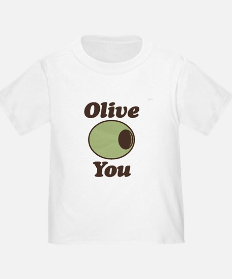 Olive You T