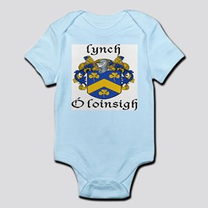 Lynch In Irish & English Infant Bodysuit