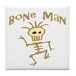 Bone Man Tile Coaster