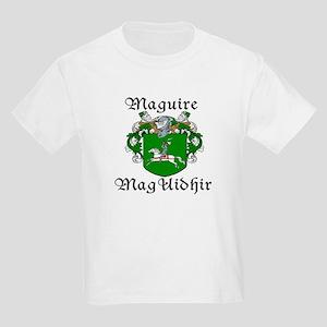 Maguire In Irish & English Kids T-Shirt