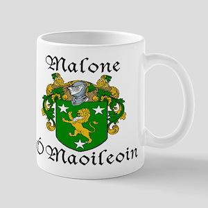 Malone In Irish & English Mug
