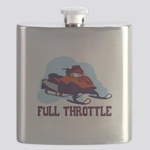 Full Throttle Flask