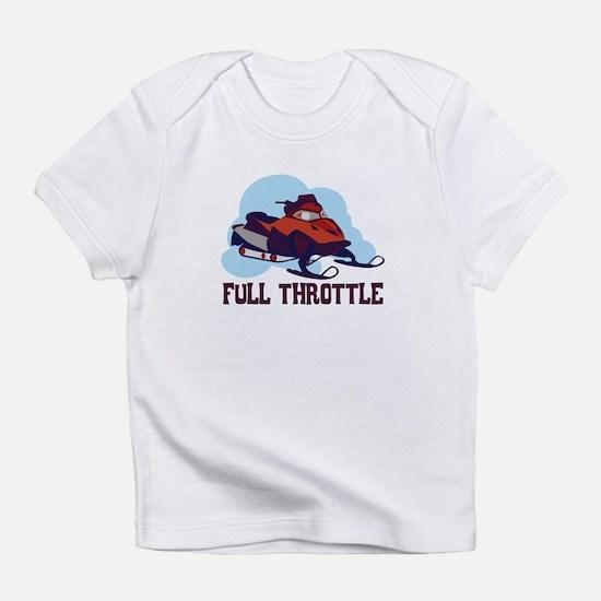 Full Throttle Infant T-Shirt