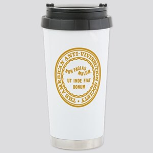 Aavs Latin Seal Stainless Steel Travel Mug