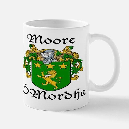 Moore In Irish & English Mug