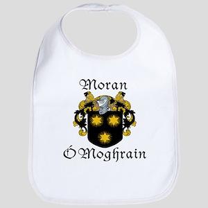 Moran In Irish & English Bib