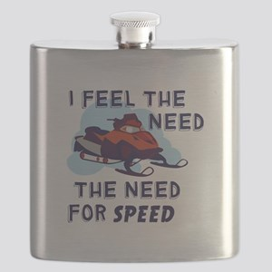 I Feel The Need The Need For Speed Flask