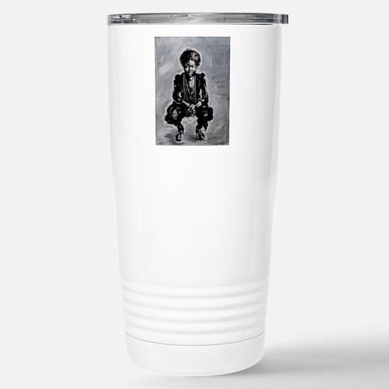 Nina Simone Stainless Steel Travel Mug