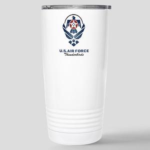 USAF Thunderbird Stainless Steel Travel Mug