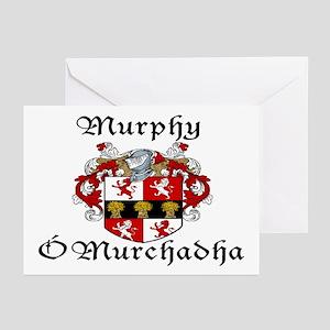Murphy In Irish & English Cards (Pk of 10)