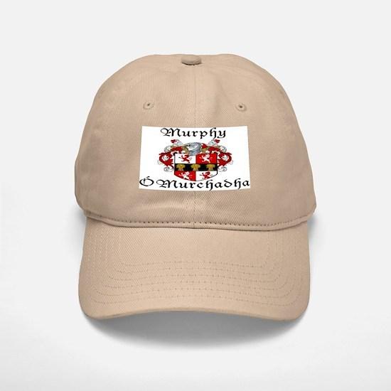 Murphy In Irish & English Baseball Baseball Baseball Cap