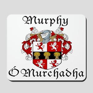 Murphy In Irish & English Mousepad
