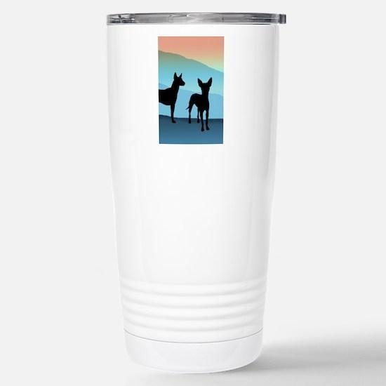 Blue Mountain Xolo Stainless Steel Travel Mug