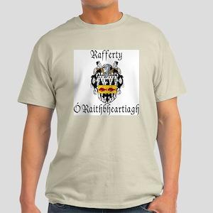 Rafferty In Irish & English Light T-Shirt