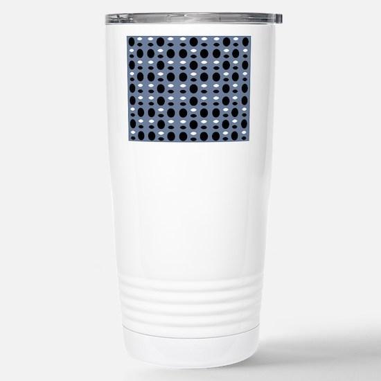Grey Black for Jack 23 Stainless Steel Travel Mug