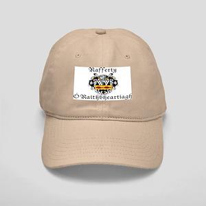 Rafferty In Irish & English Baseball Cap