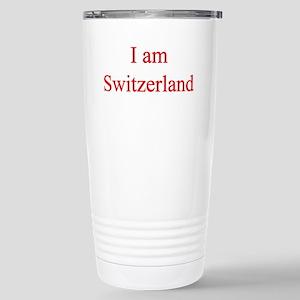 2-switzerland Stainless Steel Travel Mug