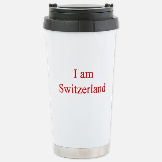 2-switzerland.png Stainless Steel Travel Mug
