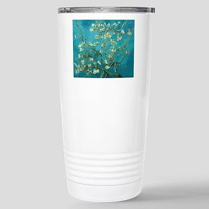 Vincent Van Gogh Blosso Stainless Steel Travel Mug