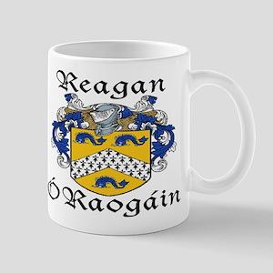 Reagan In Irish & English Mug