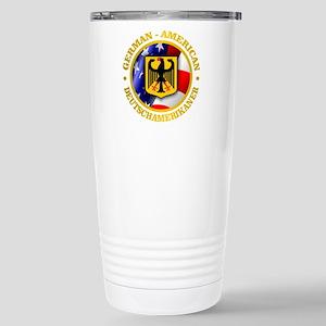 German-American Stainless Steel Travel Mug