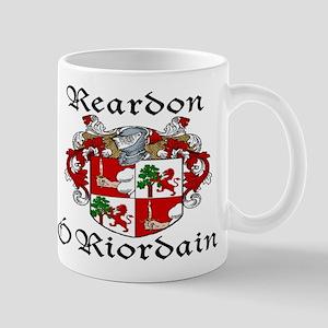 Reardon In Irish & English Mug
