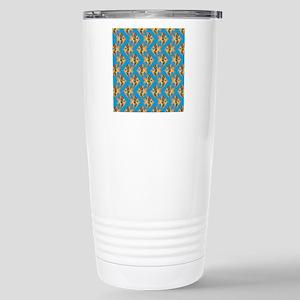 Tropical Fish Stainless Steel Travel Mug