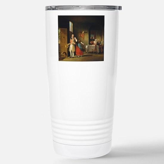 Francis William Edmonds Stainless Steel Travel Mug