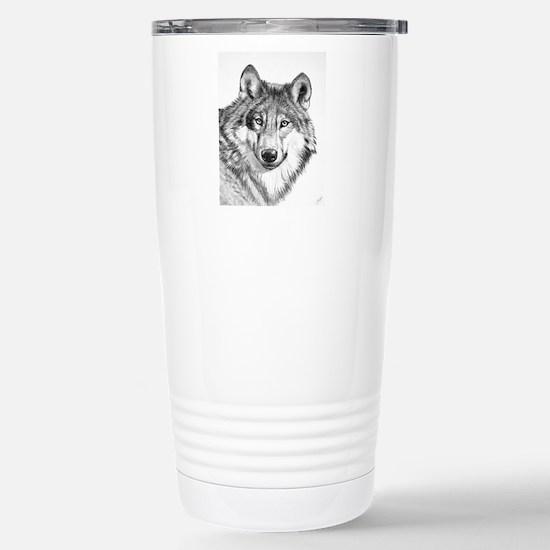 Endangered Species--Nor Stainless Steel Travel Mug