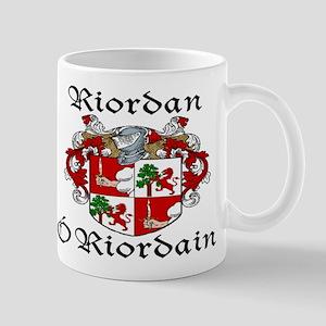 Riordan In Irish & Engish Mug