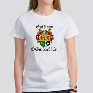 Sullivan In Irish & English Women's T-Shirt