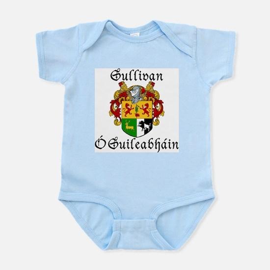 Sullivan In Irish & English Infant Bodysuit